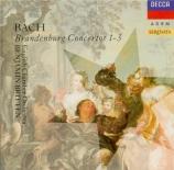 BACH - Britten - Concerto brandebourgeois n°1 pour orchestre en fa majeu