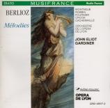 BERLIOZ - Montague - Les nuits d'été op.7