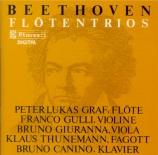 BEETHOVEN - Graf - Trio pour piano, flûte et basson WoO 37