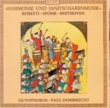 Harmonie und Janitscharenmusik
