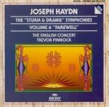 The 'Sturm und Drang' Symphonies Vol.6