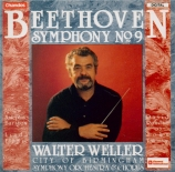 BEETHOVEN - Weller - Symphonie n°9 op.125 'Ode à la joie'