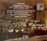 MAHLER - Maazel - Symphonie n°8 'Symphonie des Mille'