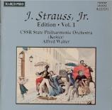 Johann Strauss Jr. Edition vol.1