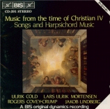 Music from the Time of Christian IV Songs & harpsichord music