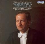 MOZART - Harnoncourt - Symphonie n°26 K.184