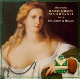Sesto Libro de Madrigali 1614