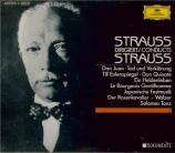 Strauss dirige Strauss