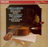 CARULLI - Romero - Concerto pour guitare et orchestre op.140 'Petit conc