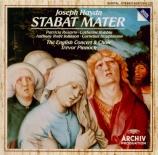 HAYDN - Pinnock - Stabat Mater, pour quatre solistes, choeur mixte, orche
