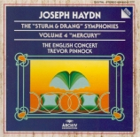 The 'Sturm und Drang' Symphonies Vol.4