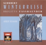 SCHUBERT - Fassbaender - Winterreise (Le voyage d'hiver) (Müller), cycle