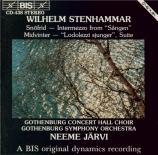 STENHAMMAR - Järvi - Snöfrid op.5