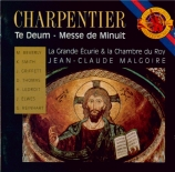CHARPENTIER - Malgoire - Te Deum H.146