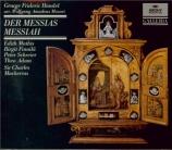 HAENDEL - Mackerras - Messiah (Le Messie), oratorio HWV.56 : orchestrati