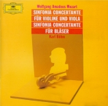 MOZART - Böhm - Sinfonia concertante pour violon, alto et orchestre en m