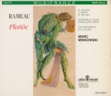 RAMEAU - Minkowski - Platée