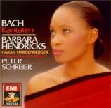 BACH - Hendricks - Jauchzet Gott in allen Landen, cantate pour soprano e