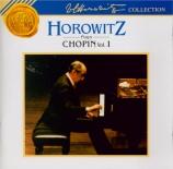 Horowitz plays Chopin Vol.1