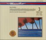 HAENDEL - Malgoire - Douze concerti grossi op.6 HWV.319-330