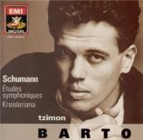 SCHUMANN - Barto - Kreisleriana, pour piano op.16