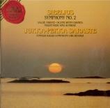 SIBELIUS - Saraste - Symphonie n°2 op.43