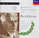 BEETHOVEN - Backhaus - Concerto pour piano n°4 en sol majeur op.58