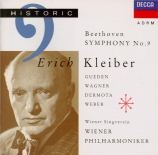 BEETHOVEN - Kleiber - Symphonie n°9 op.125 'Ode à la joie'