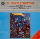 SZYMANOWSKI - Rowicki - Stabat mater op.53
