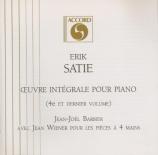 Oeuvre intégrale pour piano Vol.4