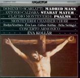 SCARLATTI - Kollar - Missa quatuor vocum en sol mineur, pour chœur (SATB