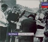 BRITTEN - Britten - Albert Herring, opéra op.39