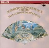 6 Concerti op.9