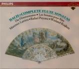 Complete Flute Sonatas