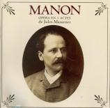 MASSENET - Cohen - Manon