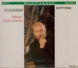 ANGLEBERT - Ross - Quatre suites pour clavecin