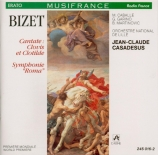 BIZET - Casadesus - Clovis et Clotilde (Burion), cantate pour soprano, t