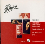 CHOPIN - Luisada - Fantaisie pour piano en fa mineur op.49