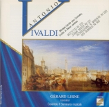 VIVALDI - Lesne - Vestro principi divino, motet pour alto, cordes et b.c