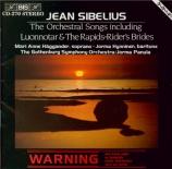 SIBELIUS - Panula - Luonnotar, poème symphonique pour voix et orchestre