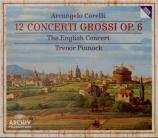 CORELLI - Pinnock - Concerto grosso op.6 n°1