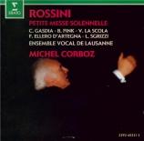 ROSSINI - Corboz - Petite messe solennelle