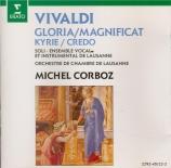 VIVALDI - Corboz - Gloria en ré majeur, pour deux sopranos, alto, chœur