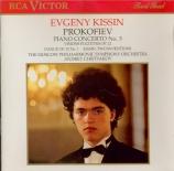 PROKOFIEV - Kissin - Concerto pour piano n°3 op.26
