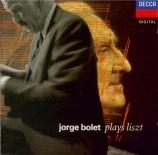 LISZT - Bolet - Wanderer-Fantasie (Schubert), pour piano et orchestre en