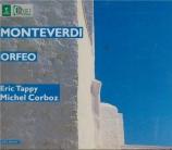 MONTEVERDI - Corboz - L'Orfeo