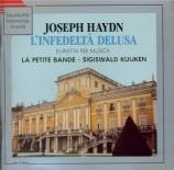 HAYDN - Kuijken - L'Infedeltà delusa (L'infidélité déjouée), opéra en de