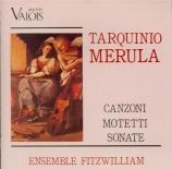 Canzoni, Motetti, Sonate