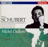 Piano Sonatas Complete Vol.1