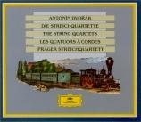DVORAK - Prager Streichq - Quatuors à cordes : intégrale
